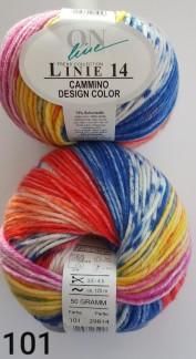 Cammino design color linie 14 - Cammino design color linie 14. 101