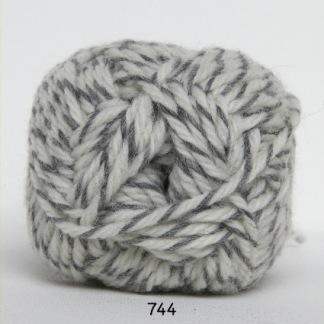 Ragg-strumpegarn - Ragg melanges744