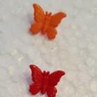 Knapp fjäril