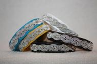 Produktnamn AMSTERDAM, bredd ca 1,2 cm. Armbandet går att få i alla skinnfärger som finns i våra färgkartor. I beställningsformuläret bestämmer du även hur långt armbandet ska vara. Pris:390SEK