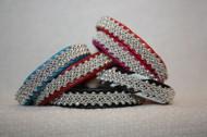 Produktnamn ARVIDSJAUR, bredd ca 1 cm. Armbandet går att få i alla skinnfärger som finns i våra färgkartor. I beställningsformuläret bestämmer du även hur långt armbandet ska vara. Pris:490SEK