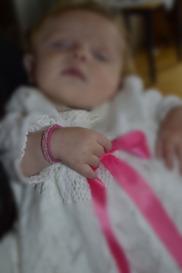 Armband till dopet eller varför inte en doppresent.
