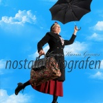 MARY POPPINS 20*30cm 250:-