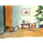 8 Julsäcken 350:-