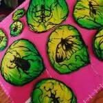 rosblad insekt