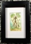 ENT akvarell 10x15 cm 250:-