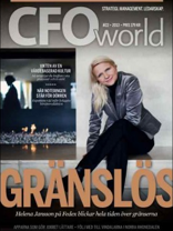Operationella risker – lämna inget åt slumpen | CFO WORLD 22 | May 2014