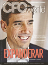Operationella risker – undvik svarta svanar | CFO WORLD 25 | October 2014