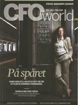 Så kontrollerar du operationella risker - avslutande artikel | CFO WORLD 28 | November 2014