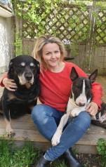Karolina Lasses, hundpsykolog