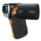 Videokamera med minneskort