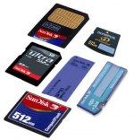 SD minneskort till DVD
