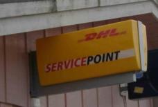 DHL Servicepoint finns runt om i Sverige.