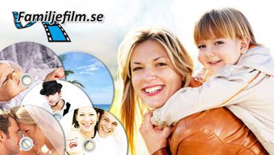 Eget tryck från foto är en populär tjänst hos oss på Familjefilm