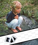 Scanna digitalisera dia bilder till digitala foton hos familjefilm