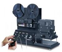 Vi scannar bild för bild och en dator återskapar dina filmer för bästa kvalitet.