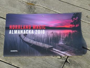 Almanackan NORRLAND MAGIC.