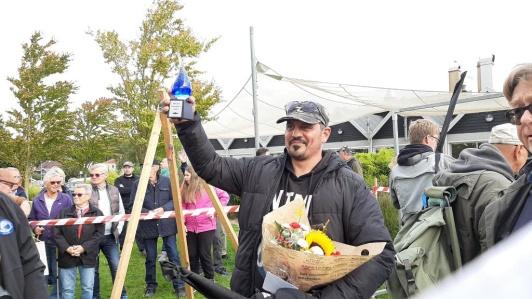 Dagens vinnare blev Mohamad Al Ebrahim.
