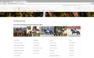 LarCas Soraya såldes till sveriges största hästbloggerska Linn Olsson. Detta blev bl a omskrivet på Ponnysanning.com.