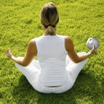 Meditate with Ball