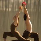 Yoga Fire Moves Kurs DVD + CD + Manual