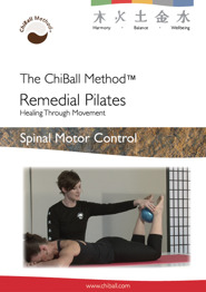 Remedial Pilates 3 DVD:er + Manual - Remedial Piltes DVDs Set