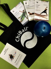 Rabattpaket med Boll + Pilates eller Yoga Träningsfilm + Häfte -