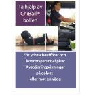 Gratis ChiBall häfte för yrkeschaufförer och kontorspersonal
