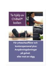 Gratis (1 kr) ChiBall häfte för yrkeschaufförer och kontorspersonal -