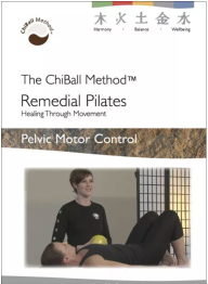 Remedial Pilates Pelvic -