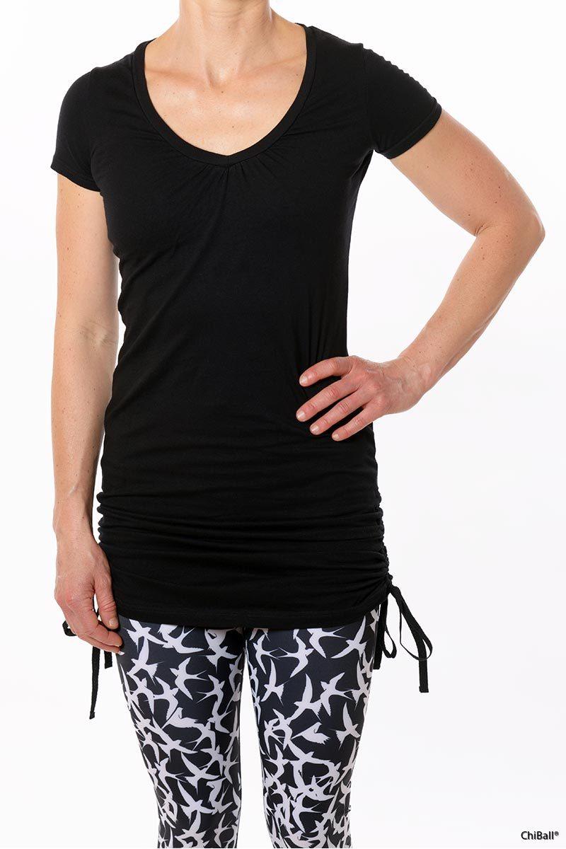 Freja-shirt-svart-fram