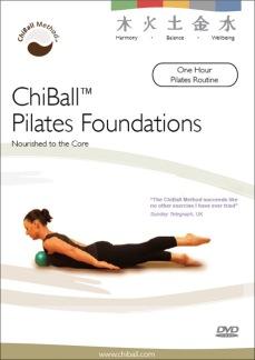 ChiBall Pilates DVD - ChiBall Pilates Foundations