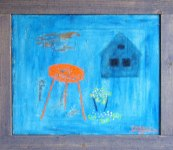 Oil7Canvas 45x50 cm