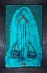 The day Oilcanvas 30x45 cm