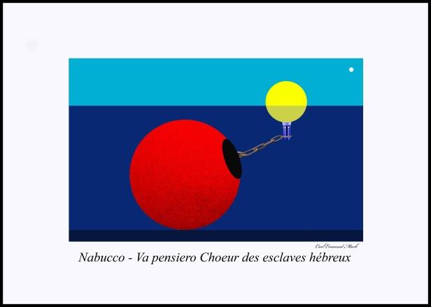 Nabucco - Va pensiero Choeur des esclaves hébreux