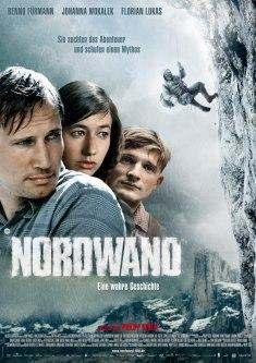 Filmen Nordwand (North Face) som handlar om bestigningen av Eigers norra bergsvägg är baserad på en sann berättelse.