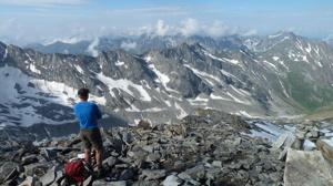 Vandring över 3.000 meters höjd juli 2013 © Austria Travel/Rusner