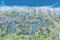Salzkammergut panoramabild