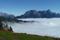 Vandring över morgondimman © Austria Travel - Rusner