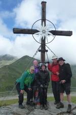 Vi har nått Wanglspitze! © Austria Travel - Rusner