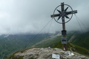 Grüblspitze (2.395 m), vandringens högsta punkt © Austria Travel - Rusner