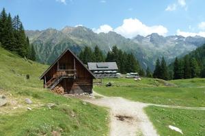 Duisitzkarseehütte © Austria Travel - Rusner