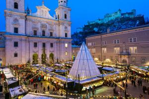 Christkindlmarkt © Tourismus Salzburg