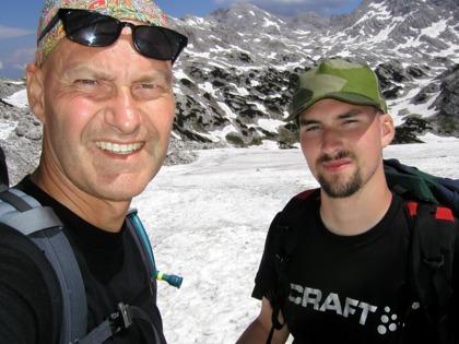 Manfred Rusner och Christian Rusner