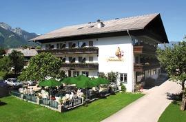 Gasthof Zinkenbachmühle  *** vid Wolfgangsee i Österrike