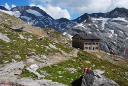 Dag 5 & 6: Hochfeilerhütte