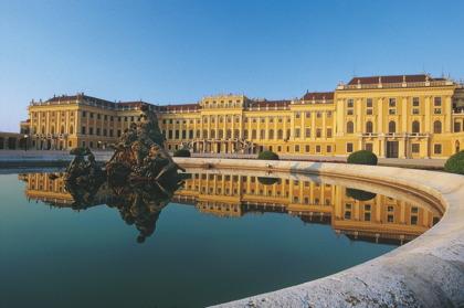 Slottet Schönbrunn © Österreich Werbung - Wiesenhofer