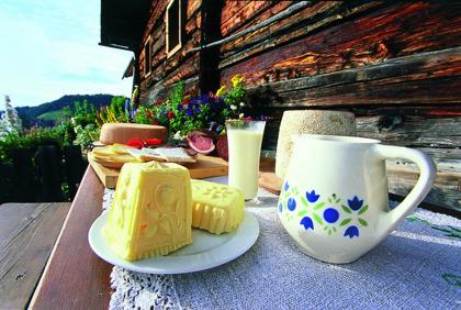God österrikisk mat smakar gott även utomhus!