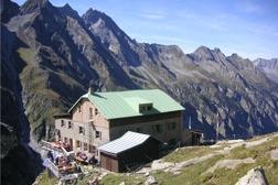 Dag 4: Greizer Hütte