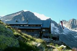Dag 5: Kasseler Hütte